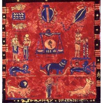 Tableaux orientales - Tableau -Astrology- - Manek, Sabira