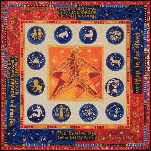 Tableau -Astrology, 1999-