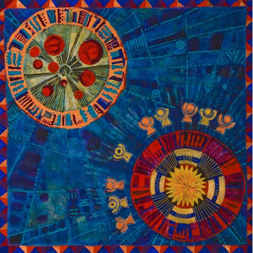 Tableau -Sunfan 2, 2008-