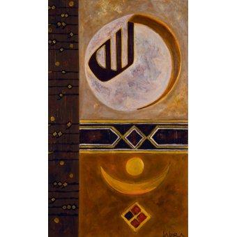 Tableaux orientales - Tableau -Umosa, 2008- - Manek, Sabira