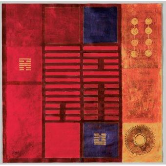Tableaux orientales - Tableau -Meng, 2005- - Manek, Sabira