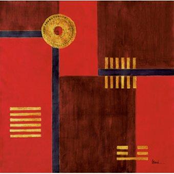 Tableaux orientales - Tableau -Tui, 2005- - Manek, Sabira