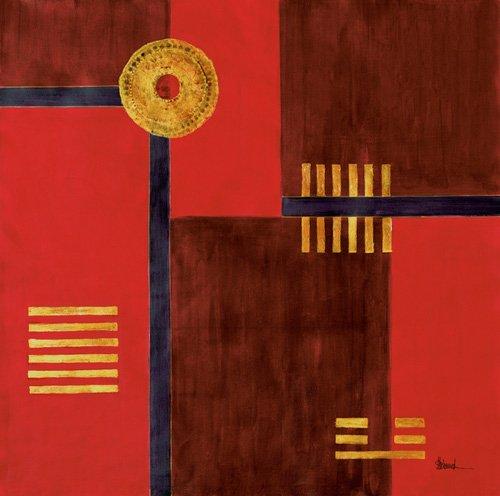 tableaux-orientales - Tableau -Tui, 2005- - Manek, Sabira