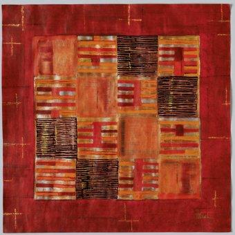 Tableaux orientales - Tableau -Sun, 2005- - Manek, Sabira