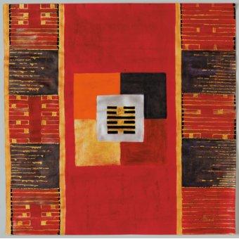 Tableaux orientales - Tableau -Chen, 2005- - Manek, Sabira