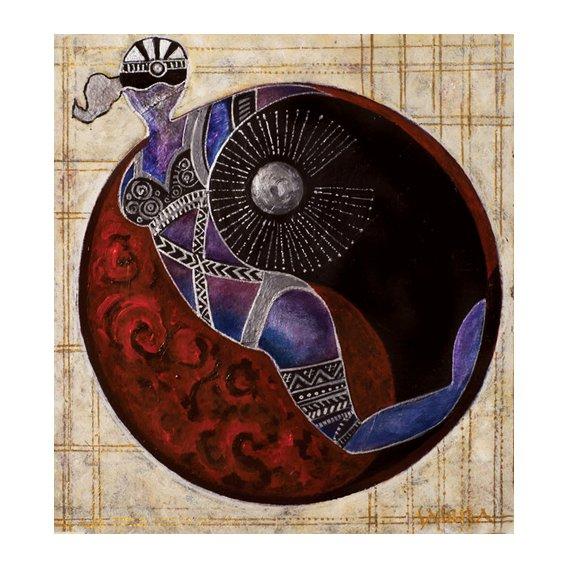 Tableau -Aries-Libra, 2009-