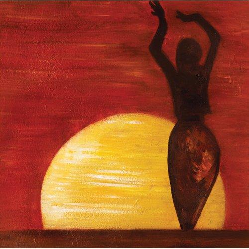 Tableau -Sun Salute, 2009-