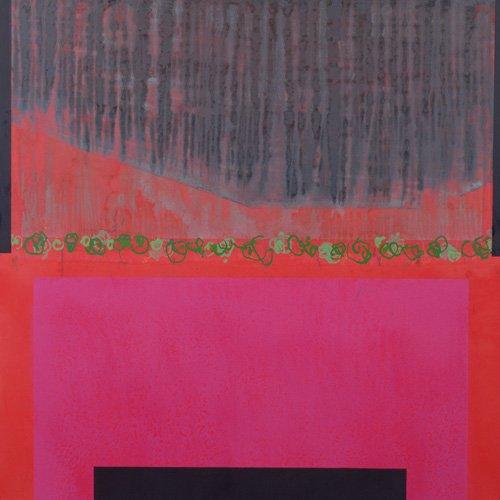 Tableau -Namenlosen, 2000 (oil on linen)-