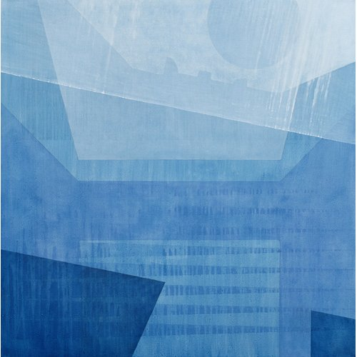Tableau -Moonglow, 1998 (oil on canvas)-
