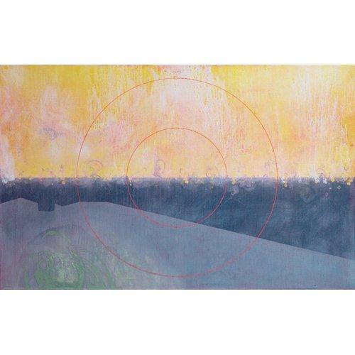 Tableau -Glyndebourne, 2000 (oil on linen)-