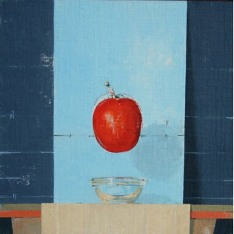 Tableaux abstraits - Tableau -The Tomato- - Millar, Charlie