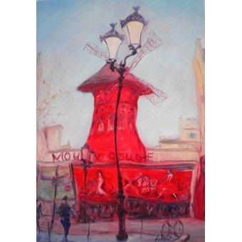 Tableau -Moulin Rouge, 2010-
