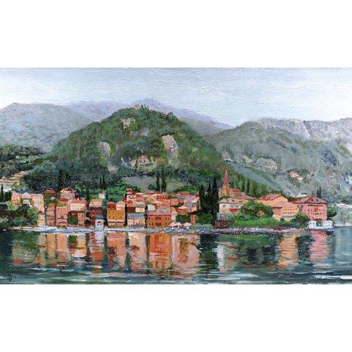 Tableau -Varenna, Lake Como, Italy, 2004-
