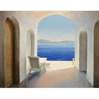 Tableau -Santorini 9-