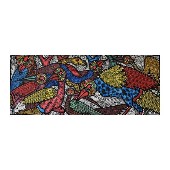 Tableau -Bird conference-