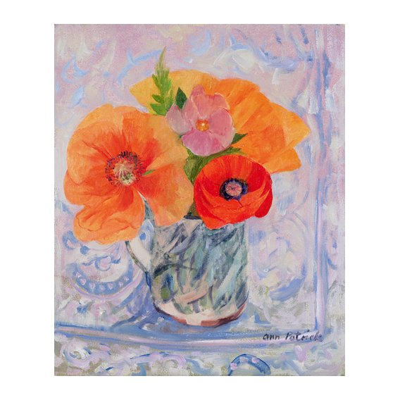 Tableau -The Red Poppy, 2000-