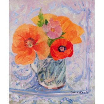 Tableaux nature morte - Tableau -The Red Poppy, 2000- - Patrick, Ann