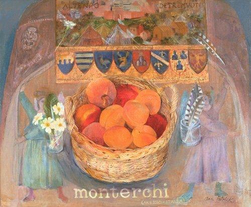tableaux-nature-morte - Tableau -Capriccio, 1998-99- - Patrick, Ann