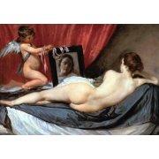 Tableau -Venus delante del espejo-