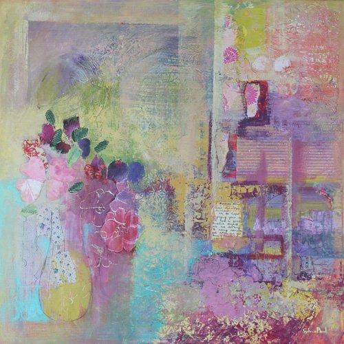 tableaux-modernes - Tableau - The Scent of Camellia- - Paul, Sylvia