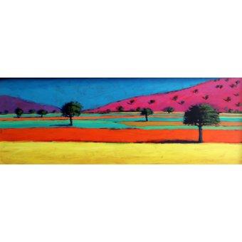 Tableaux de paysages - Tableau - No title- - Powis, Paul