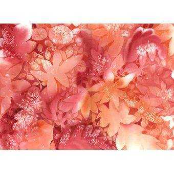 Tableaux de Fleurs - Tableau - autumn monochrome- - Pushparaj, Neela