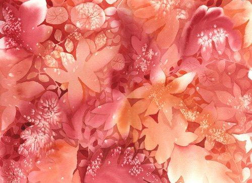tableaux-pour-hall - Tableau - autumn monochrome- - Pushparaj, Neela