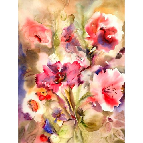 Tableau - just lily-