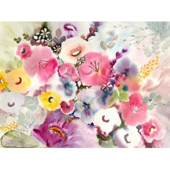 Tableaux de Fleurs - Tableau - Untitled- - Pushparaj, Neela