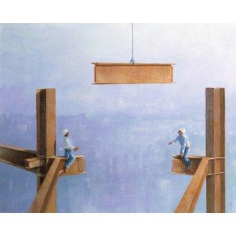 Tableaux de Personnages - Tableau -Placing the Last Link- - Seligman, Lincoln