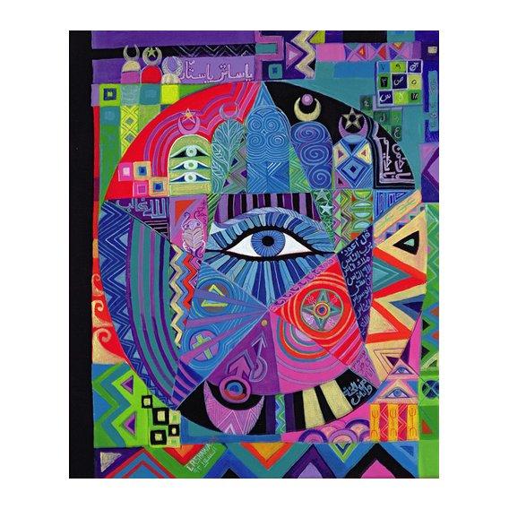 Tableau - Eye of Destiny, 1992-