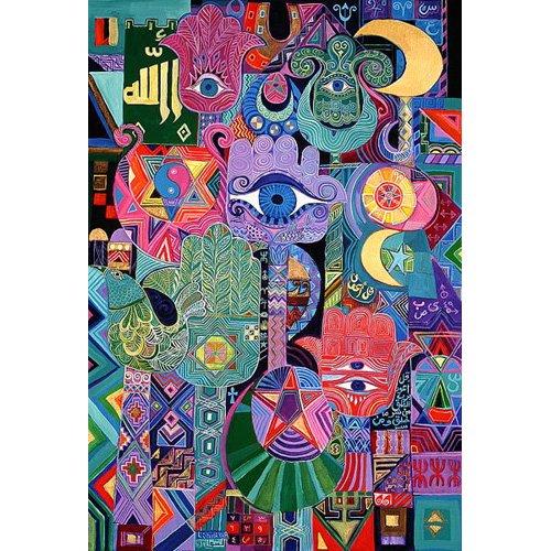 Tableau - Magical Symbols, 1992-