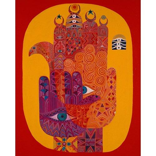 Tableau - Amulets, 1992-