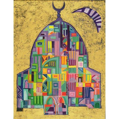 Tableau - The House of God II, 1993-94-