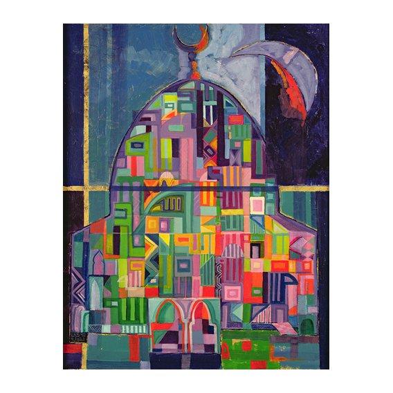 Tableau - The House of God, 1993-94-