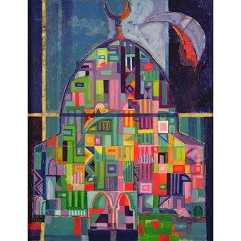 Tableaux orientales - Tableau - The House of God, 1993-94- - Shawa, Laila