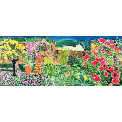 Tableau - Convent Gardens, Antigua, 1993-