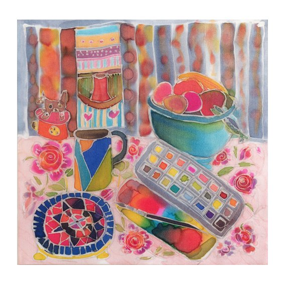 Tableau - Artist's Paintbox, 2006-