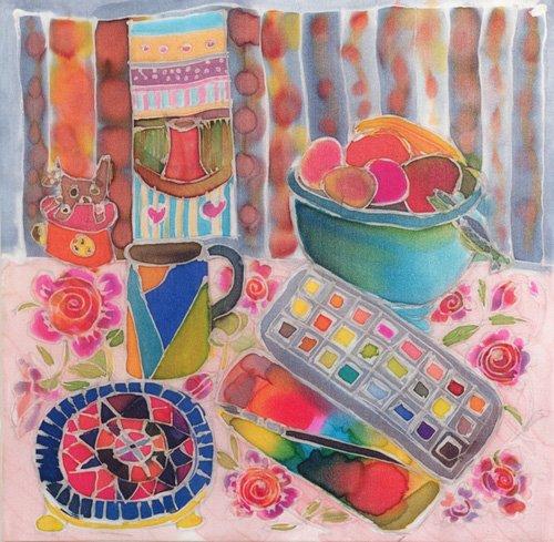 tableaux-pour-salon - Tableau - Artist's Paintbox, 2006- - Simon, Hilary