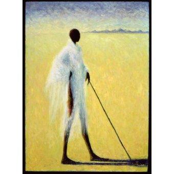 Tableaux orientales - Tableau - Long Shadow, 1993 (oil on canvas) - - Willis, Tilly