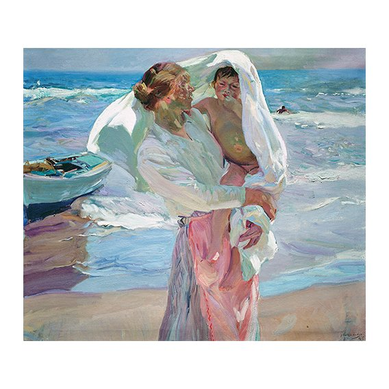 Tableau -Just Out of the Sea, 1915-