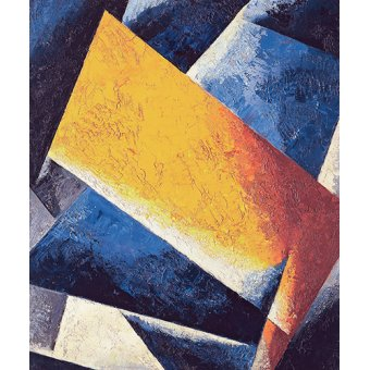Tableaux abstraits - Tableau -Architectonic composition- - Popova, Lyubov Sergevna