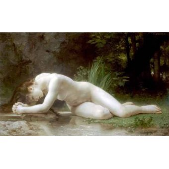 Tableaux de Nus - Tableau -Biblis- - Bouguereau, William