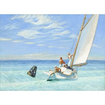- Tableau - Ground Swell, 1939 - - Hopper, Edward
