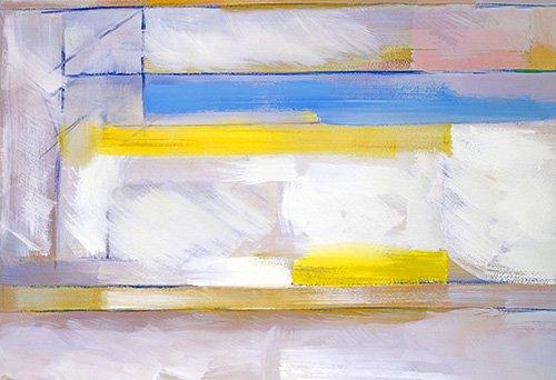 tableaux-abstraits - Tableau -Abstrait M-R-83- - Molsan, E.