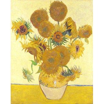 - Tableau - Les Tournesols - - Van Gogh, Vincent