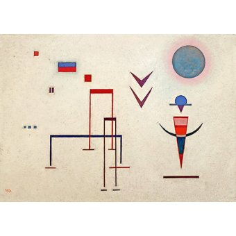 - Tableau - Jocular sounds, 1929 - - Kandinsky, Vassily