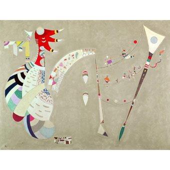- Tableau - Balanced, 1942 - - Kandinsky, Vassily