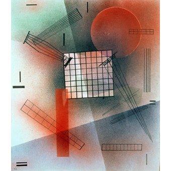 Tableaux abstraits - Tableau -Composition, 1928 (oil on canvas) - - Kandinsky, Vassily