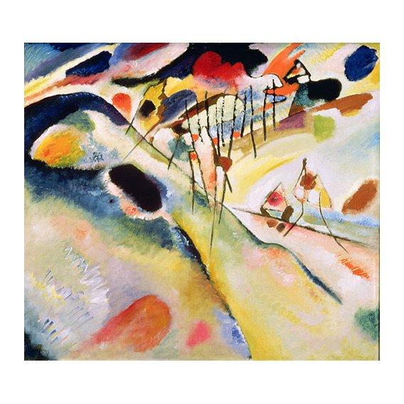 Tableau - Landscape, 1913 -